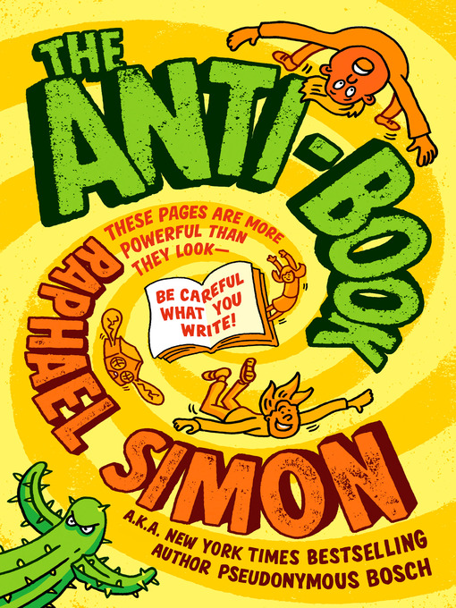 The Anti-Book